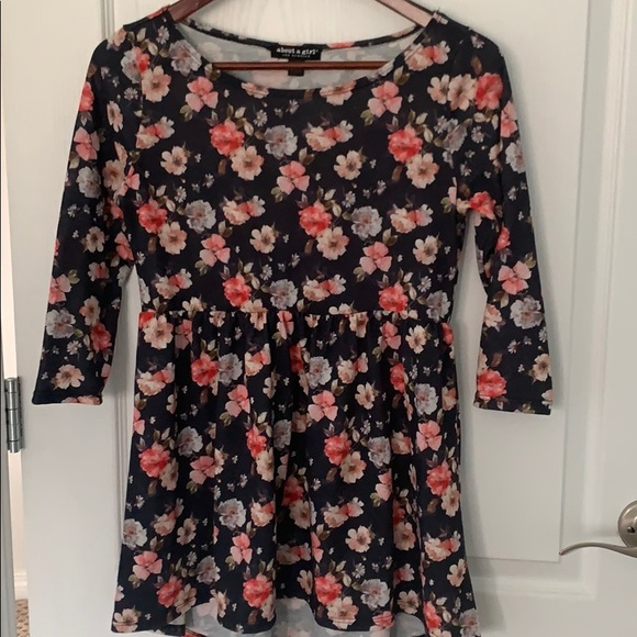 Babydoll top from About a Girl